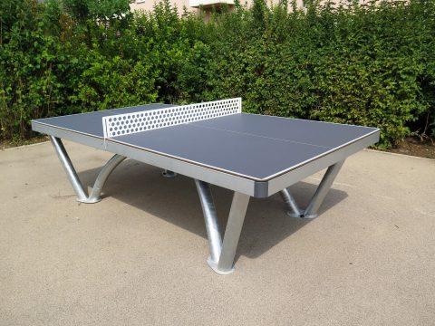 Robuster Tischtennistisch für outdoor bei FREISPIEL kaufen