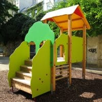 Spielkombination Vivien für Kinderspielplätze