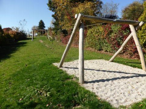 Seilbahn 30 m von FREISPIEL, dem Spielplatzbauer, kaufen