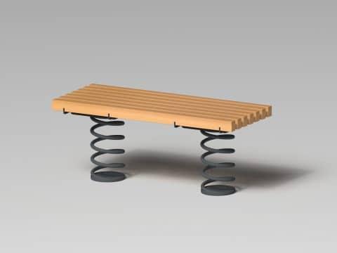 Bench 120 cm