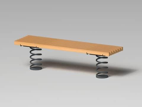 Bench 180 cm