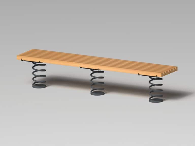 Bench 240 cm