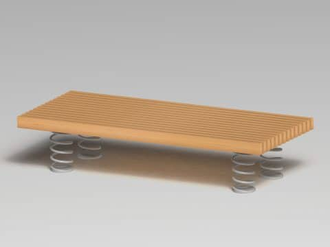 Sit & Move Bench 240 x 95 cm
