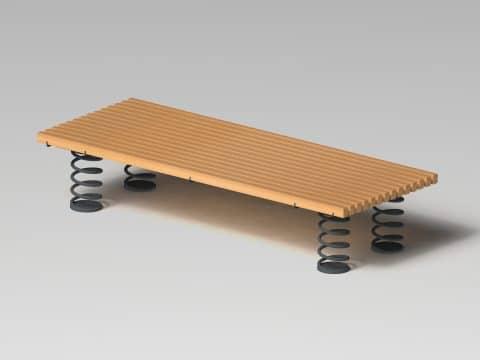 Bench 240 mittel