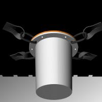 Lichtgenerator für Trampolin - von FREISPIEL, dem Spielplatzbauer und Freiraumgestalter