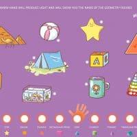 Smile Kinetic Map für Kleinkinder