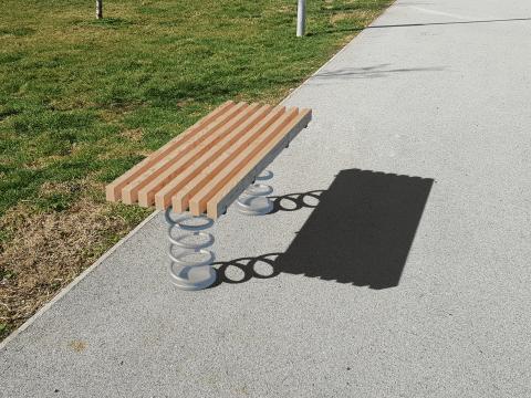 Sit & Move Bench 120x46cm
