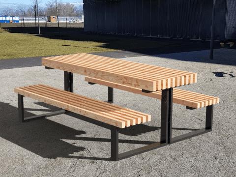 Tisch bank kombination Urbanpur